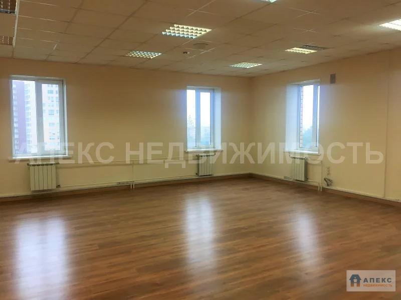 Аренда офиса 489 м2 м. Марьина роща в бизнес-центре класса В в Марьина . - Фото 1