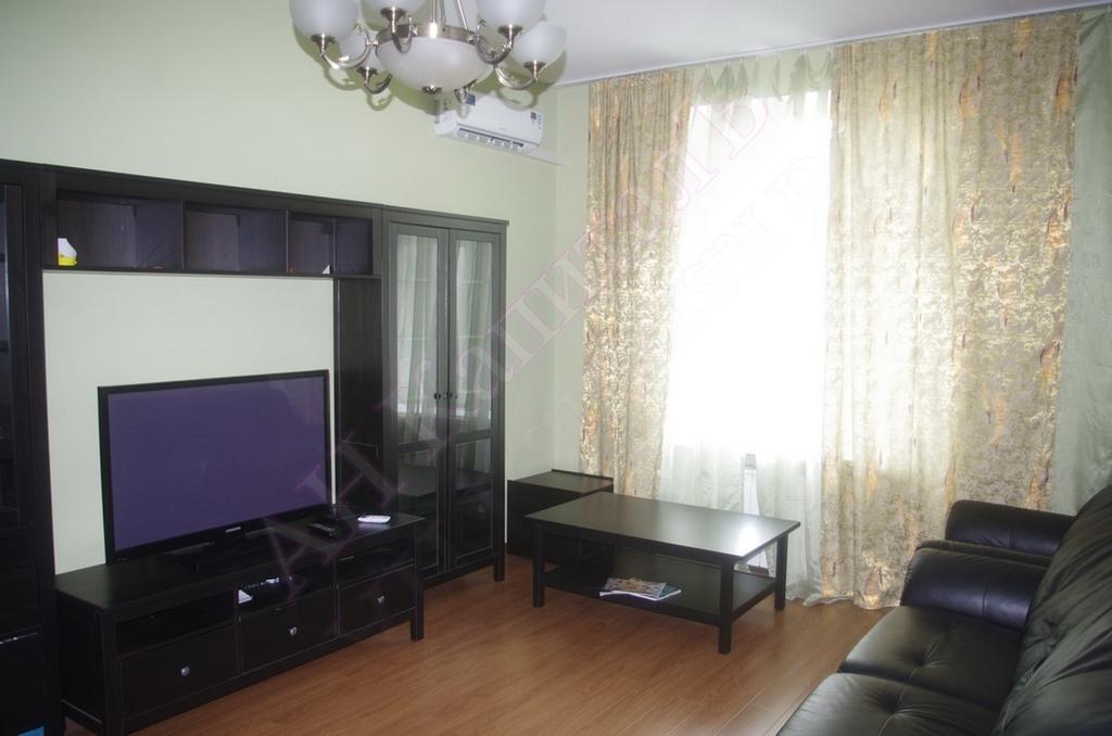 Двухкомнатная квартира 55 кв.м. г. Москва Проспект Мира дом 112 - Фото 2