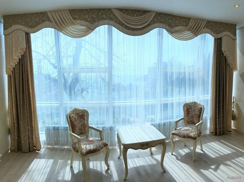 2-ая квартира в живописном Гурзуфе в элитном жилом комплексе. Бассейн - Фото 18