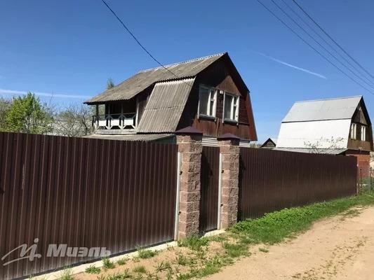 Продается дом, Икар СНТ. (Алешино д.) - Фото 0