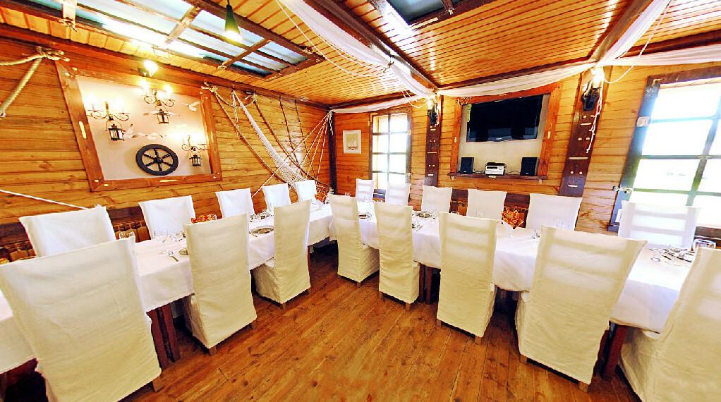 Большой коттедж с банкетным залом в Красном селе - Фото 1