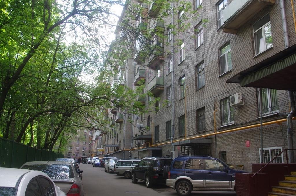 Двухкомнатная квартира 55 кв.м. г. Москва Проспект Мира дом 112 - Фото 19