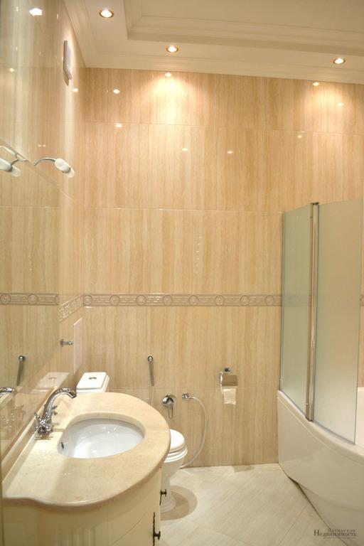 2-ая квартира в живописном Гурзуфе в элитном жилом комплексе. Бассейн - Фото 21