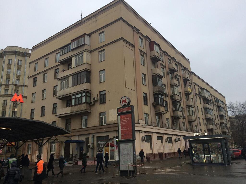 Продается 4-х комн.квартира в 100 метрах от м. Дмитровская, Купить квартиру в Москве, ID объекта - 334095447 - Фото 1
