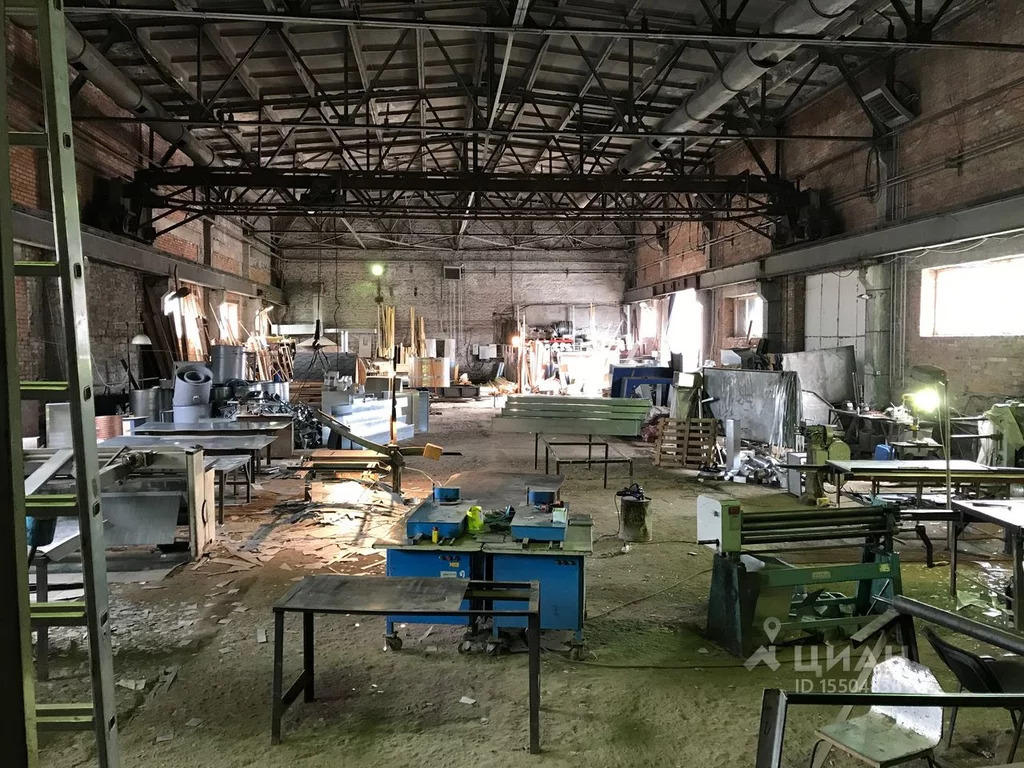 Производственное помещение в Кемеровская область, Кемерово Базовая . - Фото 1