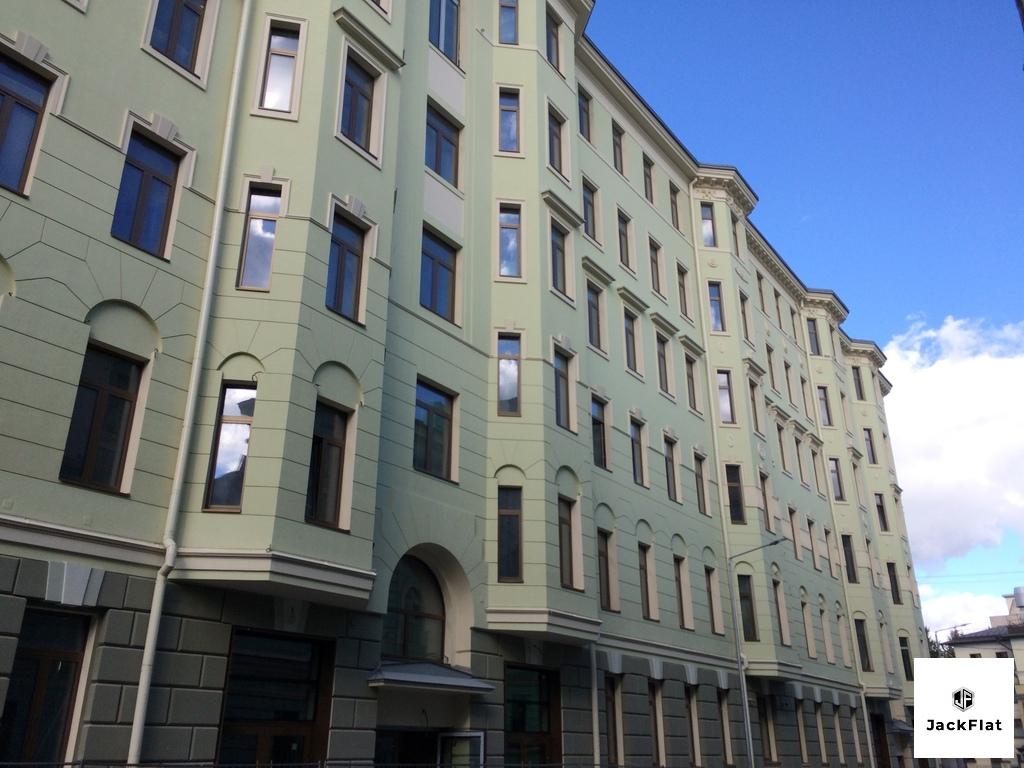 "ЖК ""Полянка,44"", особняк Камелия, 9-ти комнатная кв-ра-270кв.м, 6 этаж - Фото 8"