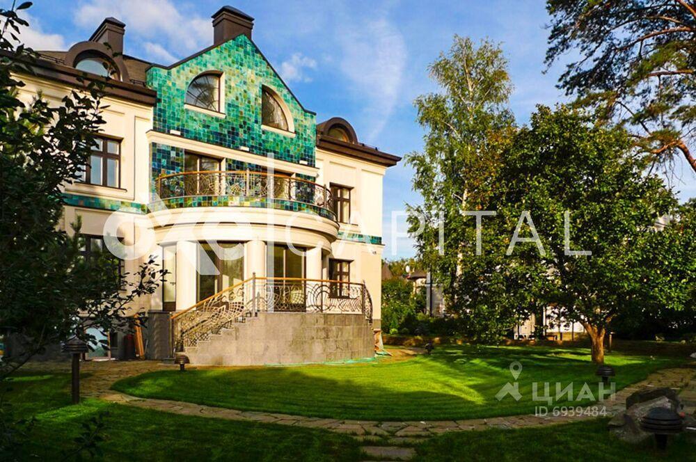Дом в Москва Рублевское ш, 60к9 (650.0 м) - Фото 0