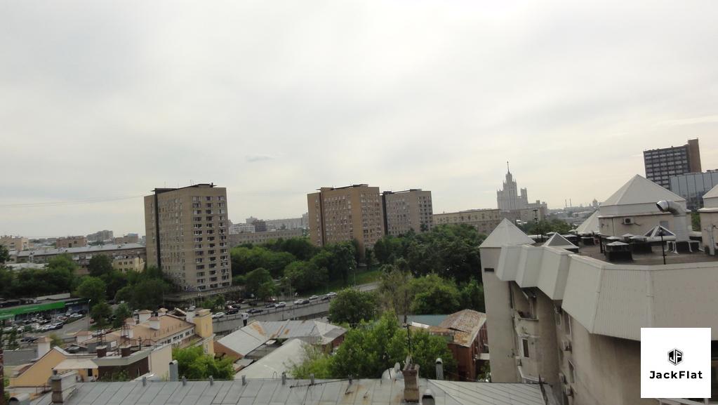 80 кв.м, св. планировка, 8этаж, 8 секция - Фото 11