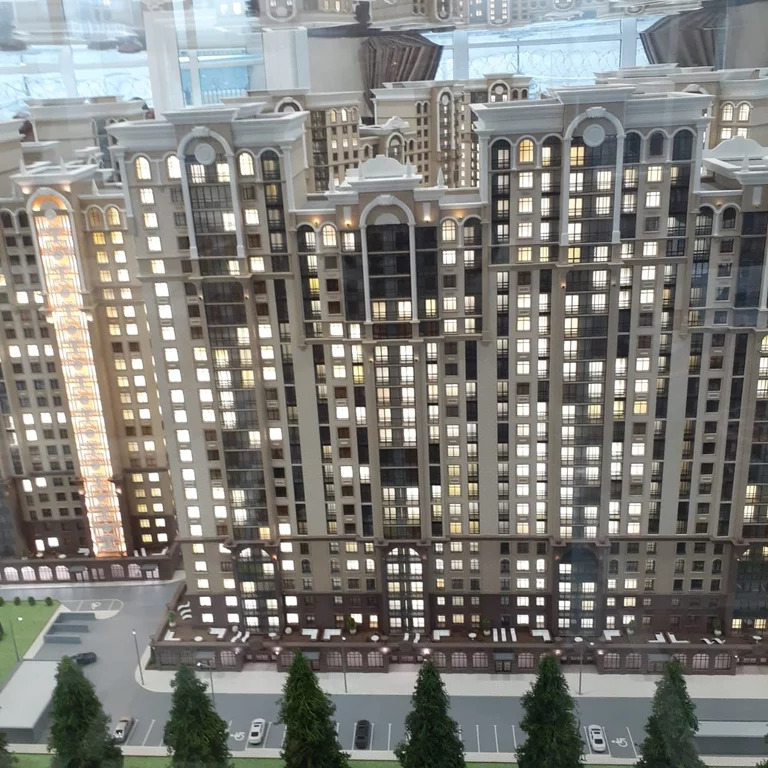 3-х комнатная квартира в ЖК Династия - Фото 13