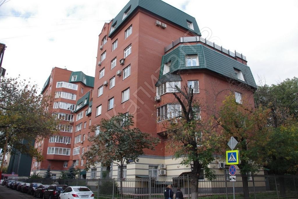 Нежилое помещение 262 кв.м. в г. Москва Столярный пер. дом 2 - Фото 12