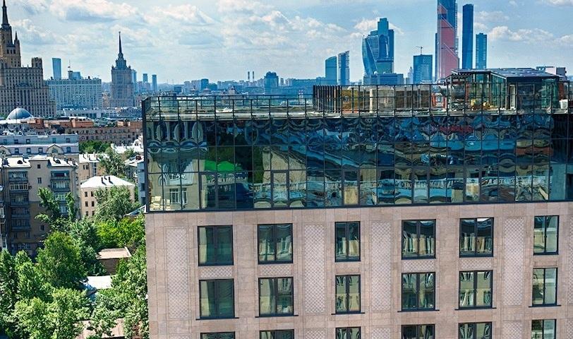"ЖК ""Сады Пекина""- Penthouse, 177 кв.м, 13/13 этаж, 1 корпус, 5 спален - Фото 3"