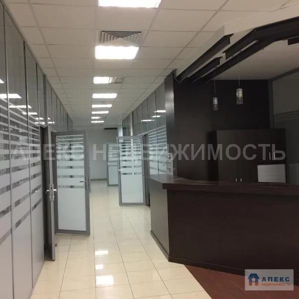 Аренда офиса 470 м2 м. Нагатинская в бизнес-центре класса В в Нагорный - Фото 0