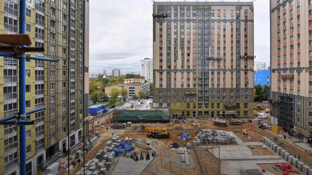 Продается 2-комн. квартира свободной планировки 60.7 м2 в новостройке - Фото 4