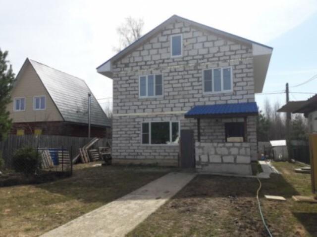 Дом с участком, СНТ Бытовик - Фото 1