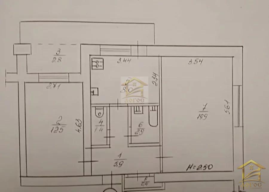 Продажа квартиры, Севастополь, Ул. Генерала Лебедя - Фото 19