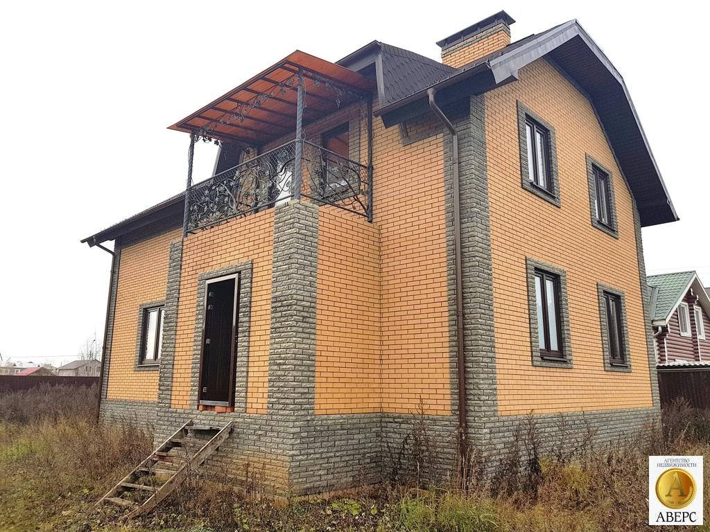 Жилой дом 200 кв. м д.Зверево ул.Спасская - Фото 4