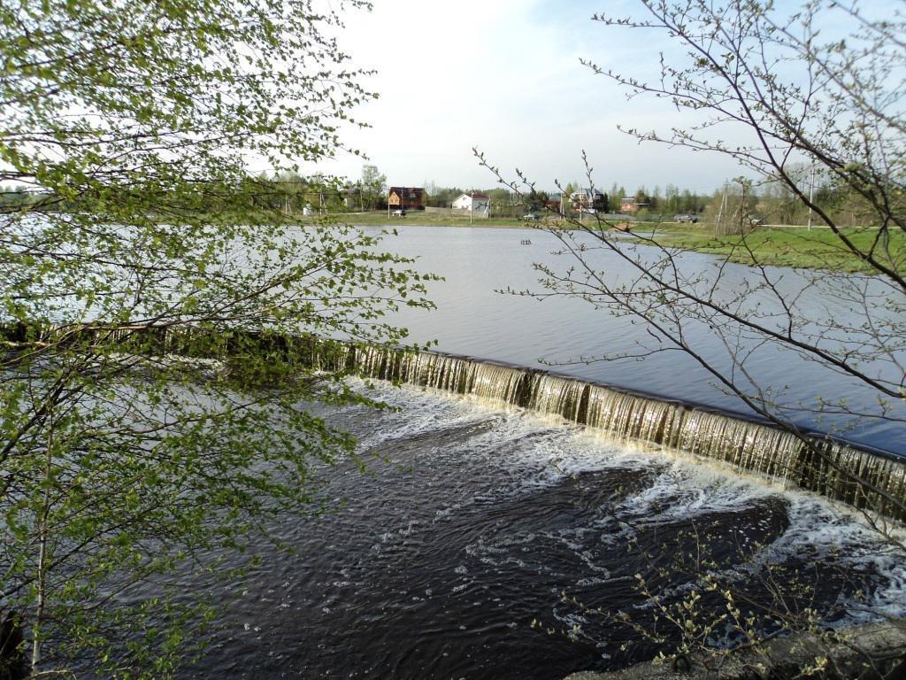 12 соток на берегу озера, МО, Рузский р-н. - Фото 1