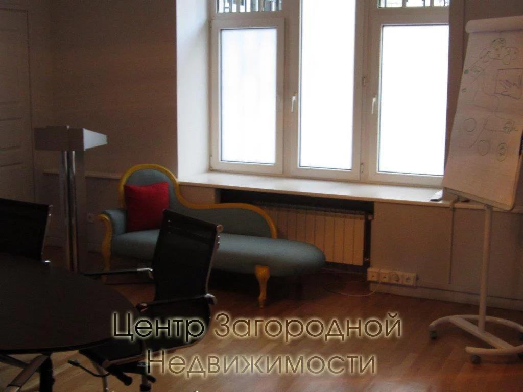 Аренда офиса в Москве, Кропоткинская Парк культуры, 235 кв.м, класс . - Фото 5