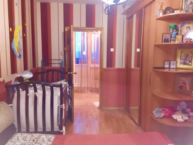 """3х комнатная квартира рядом с пкио """"Сокольники"""" - Фото 5"""