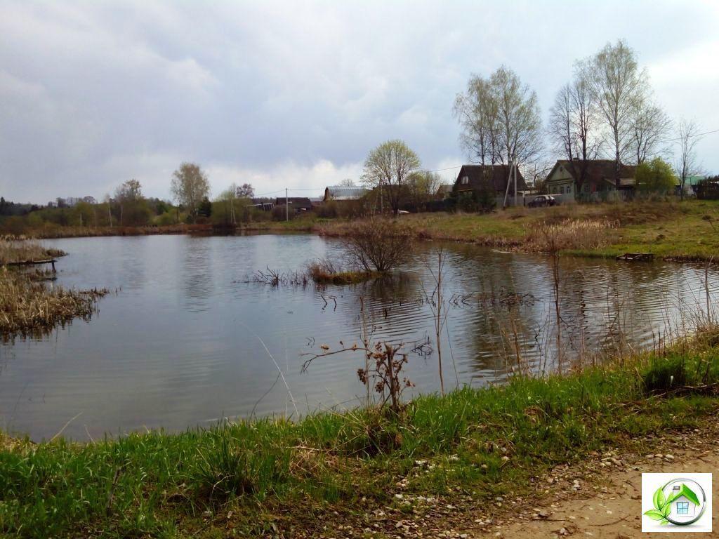 Купить земельный участок 12 соток в середине деревни, в Московской обл - Фото 8