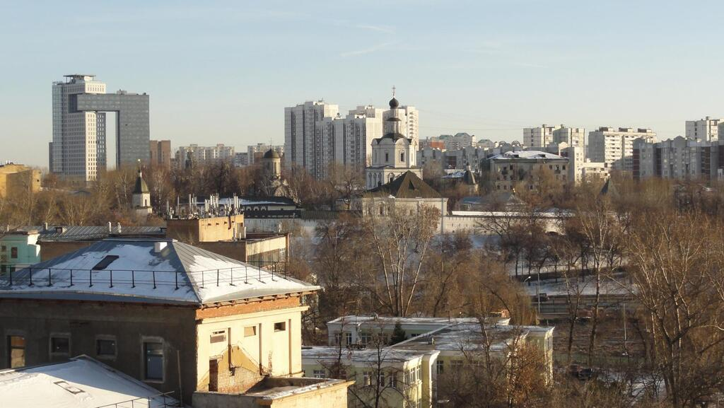 """Видовая квартира 154 кв.м. на 9этаже в ЖК """"Royal House on Yauza"""" - Фото 41"""