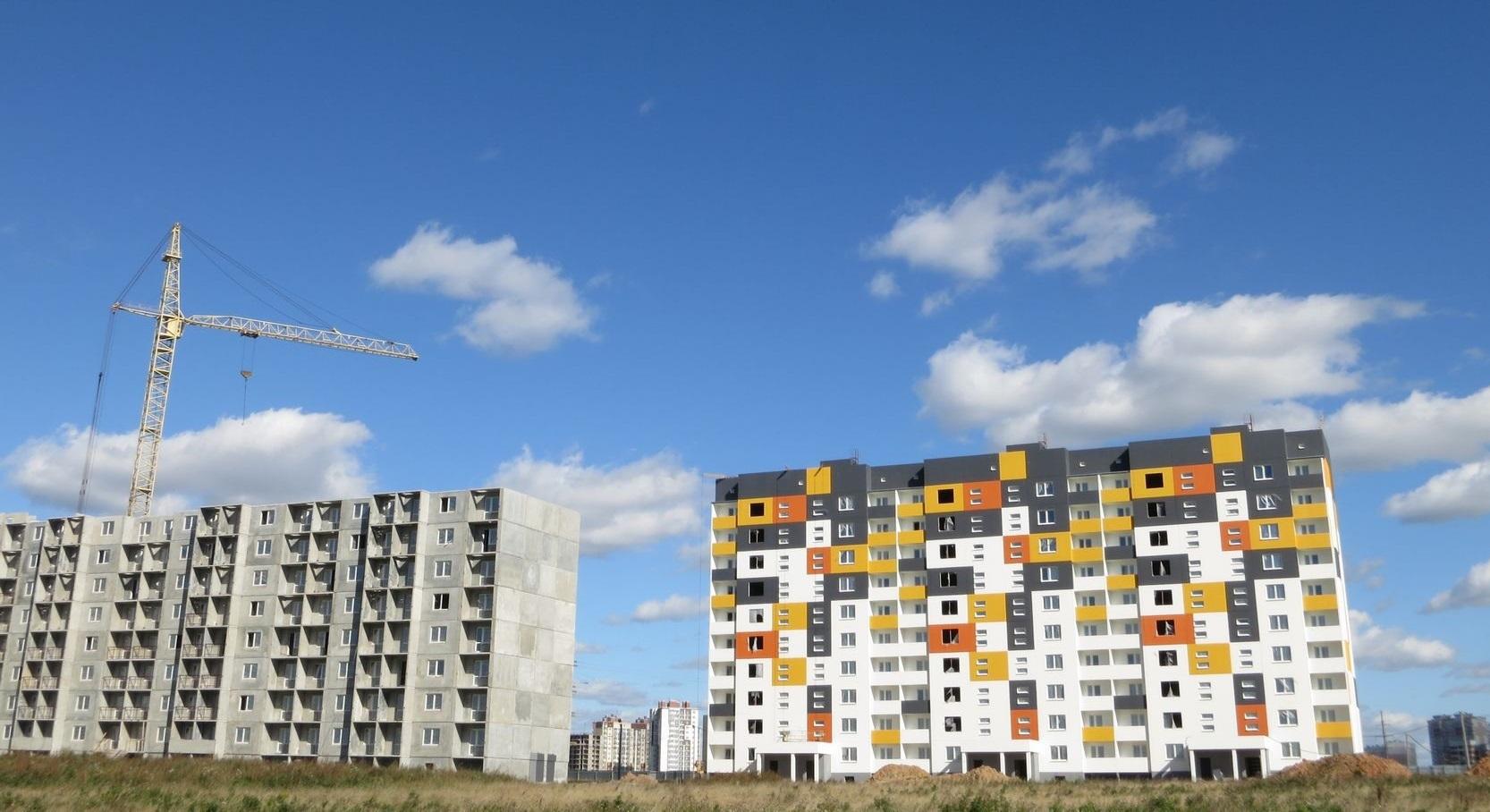 Купить квартиру на правом берегу новостройка