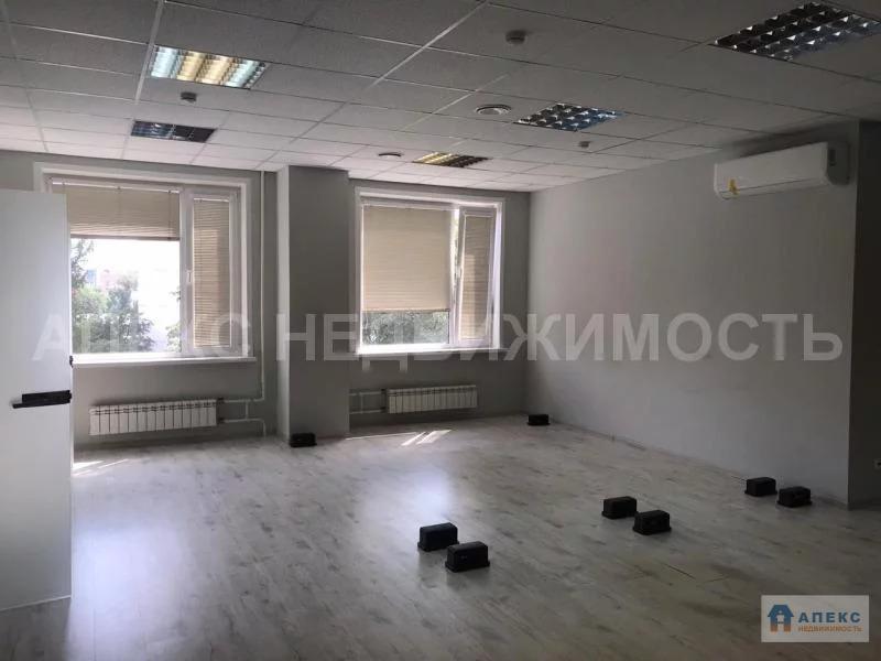 Аренда офиса 107 м2 м. Белорусская в бизнес-центре класса С в Тверской - Фото 2