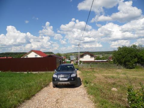 Участок на берегу Озернинского водохранилища, в дер. Волково - Фото 1
