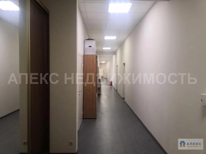 Аренда офиса 416 м2 м. Курская в административном здании в Басманный - Фото 1