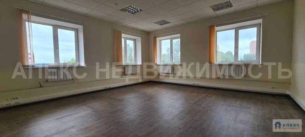 Аренда офиса 112 м2 м. Улица академика Янгеля в бизнес-центре класса В . - Фото 1
