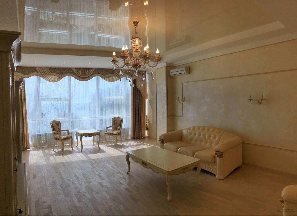 2-ая квартира в живописном Гурзуфе в элитном жилом комплексе. Бассейн - Фото 16