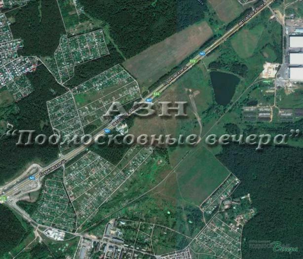 Горьковское ш. 42 км от МКАД, Ногинск, Участок 783 сот. - Фото 15