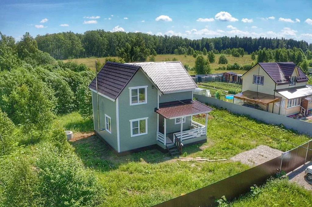 Продается: дом 115 м2 на участке 15 сот. - Фото 1