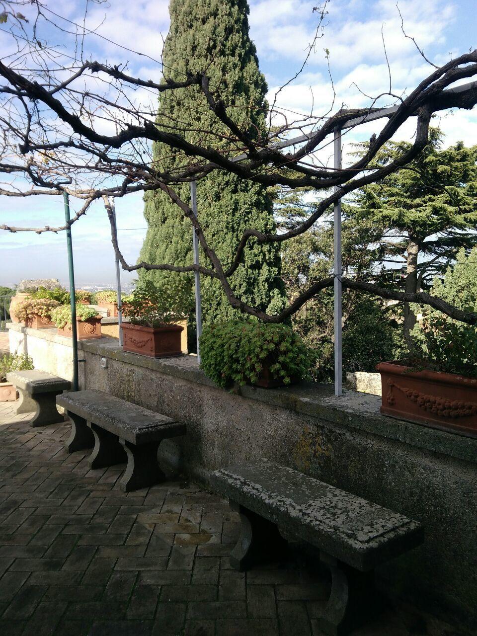 Продается роскошная историческая виллa в Фраскати, Италия - Фото 7