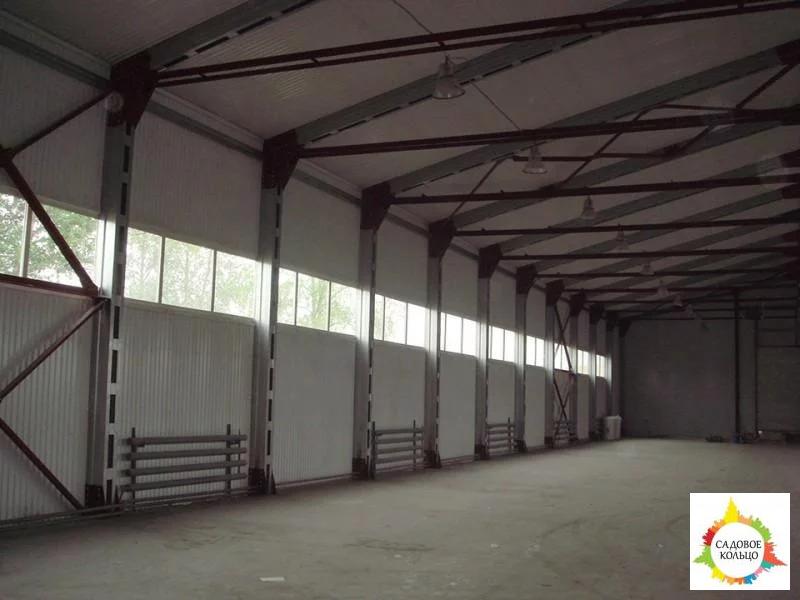 Под склад, площ.: выс. потолка: 6 м, отаплив, огорож. терр, охрана, - Фото 13