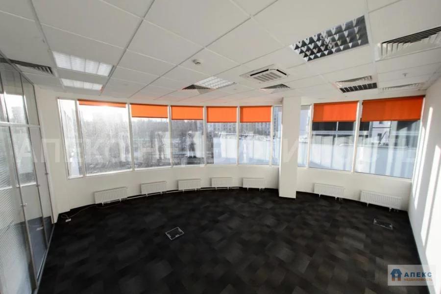 Аренда офиса 160 м2 м. Калужская в бизнес-центре класса В в Коньково - Фото 2