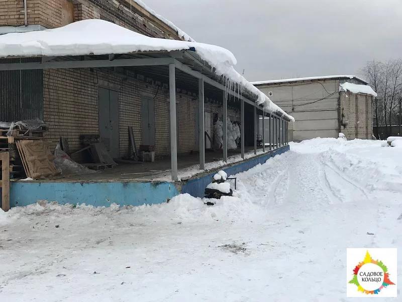 Под склад, производство, 140 метров, теплый, выс. потолка:6/8 м, огор - Фото 4