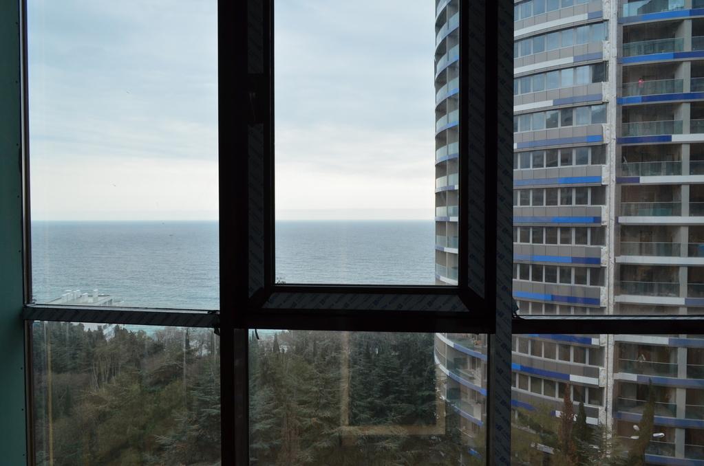 1-ком квартира в 200 м от моря в Парке - Фото 14