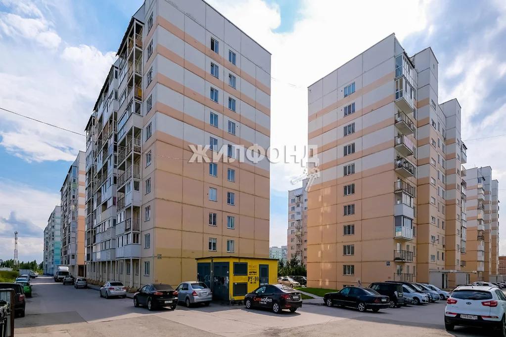 Продажа квартиры, Новосибирск, м. Золотая Нива, Ул. Татьяны Снежиной - Фото 11