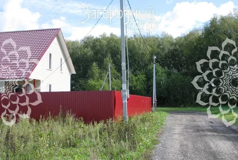 Продам участок, Новорязанское шоссе, 50 км от МКАД - Фото 1