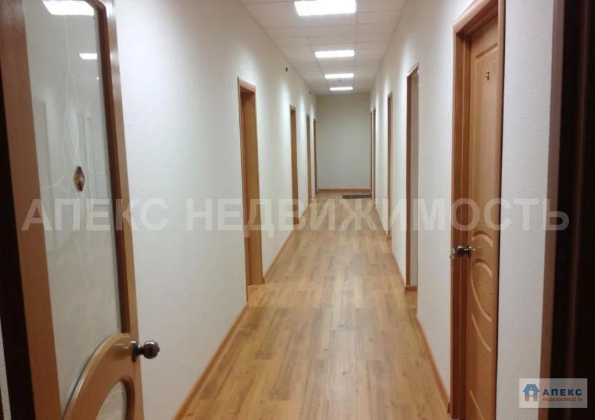 Аренда офиса 232 м2 м. Добрынинская в бизнес-центре класса В в . - Фото 3