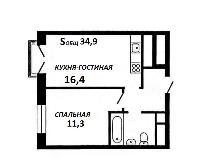 Продажа квартиры, м. Водный стадион, Ленинградское ш. - Фото 0