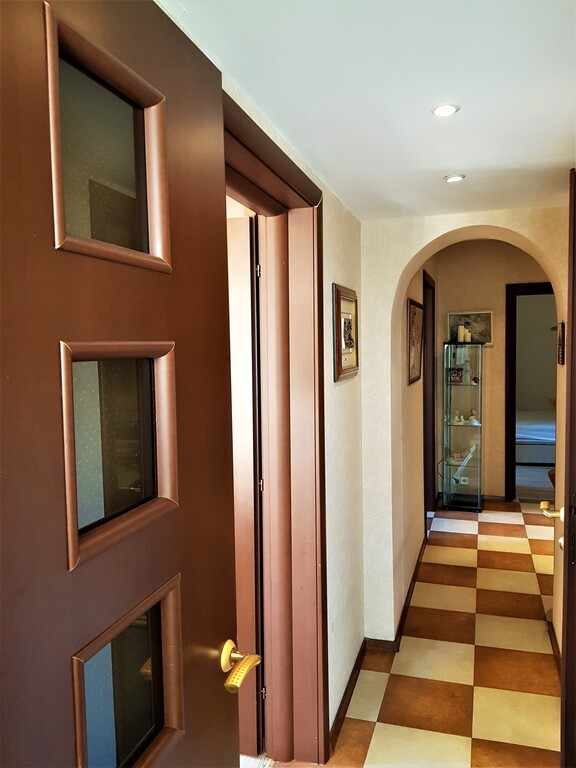 Сдаем 3х-комнатную квартиру с евроремонтом ул.Дмитрия Ульянова, д.4к2 - Фото 17