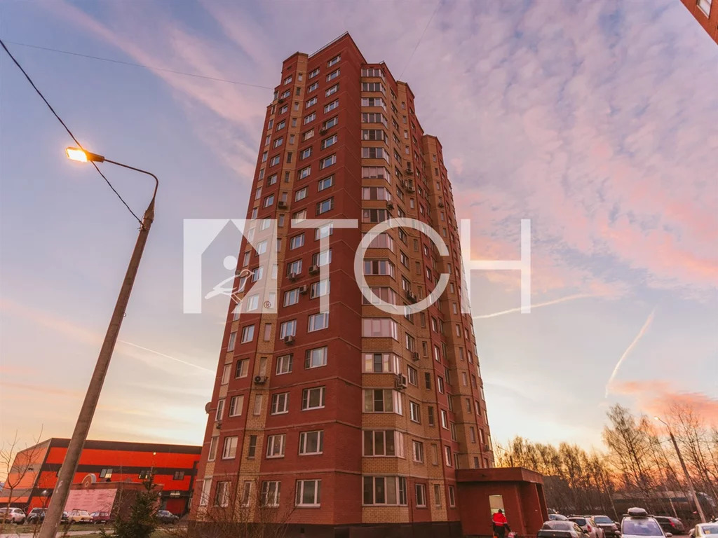 3-комн. квартира, Щелково, ул Центральная, 96к3 - Фото 1