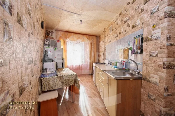 Продается 4 -х комнатная квартира по низкой цене в экологически чис. - Фото 7