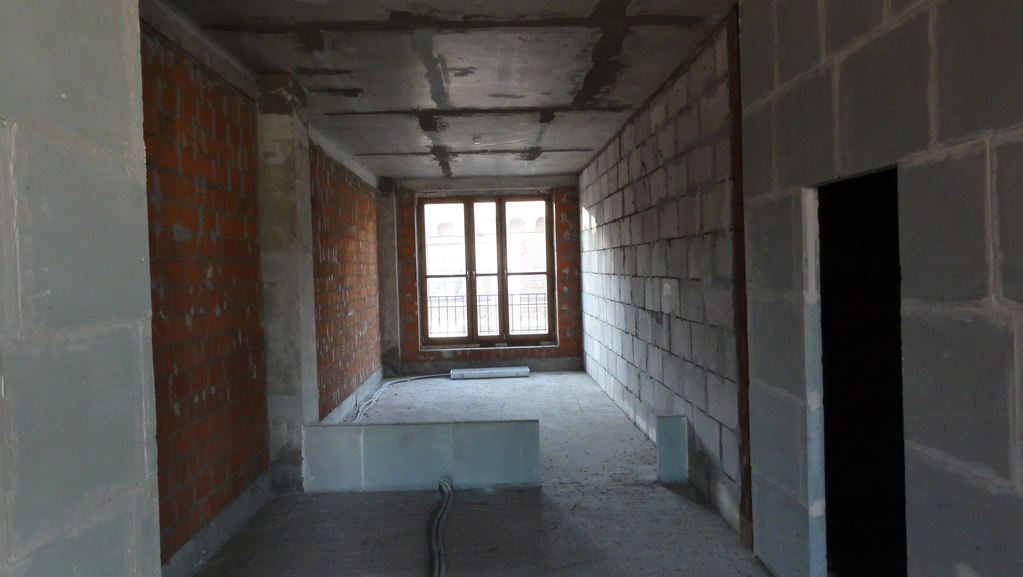 """Cвой видовой этаж 550кв.м. в ЖК """"Royal House on Yauza"""" - Фото 21"""
