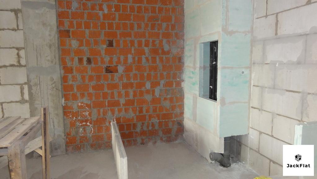 80 кв.м, св. планировка, 8этаж, 8 секция - Фото 3