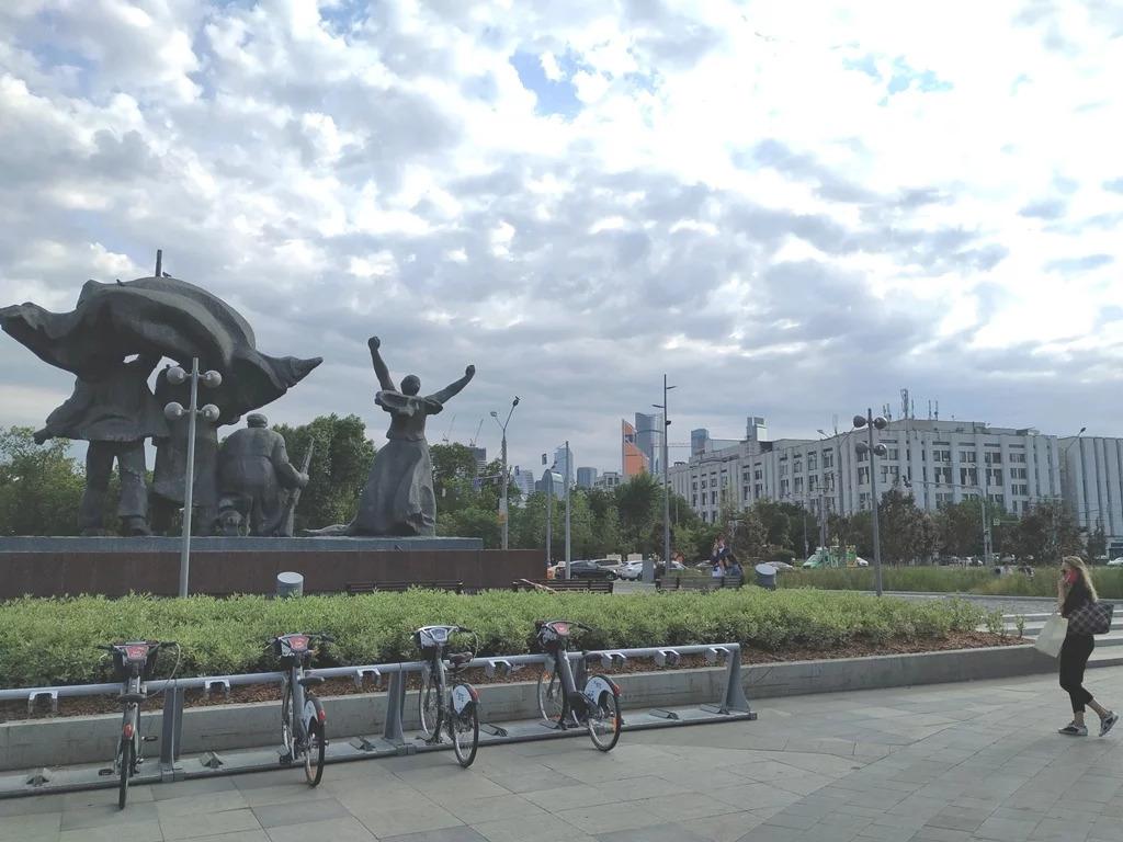 Продается большая трехкомнатная квартира, м. Белорусская, или Улица . - Фото 25