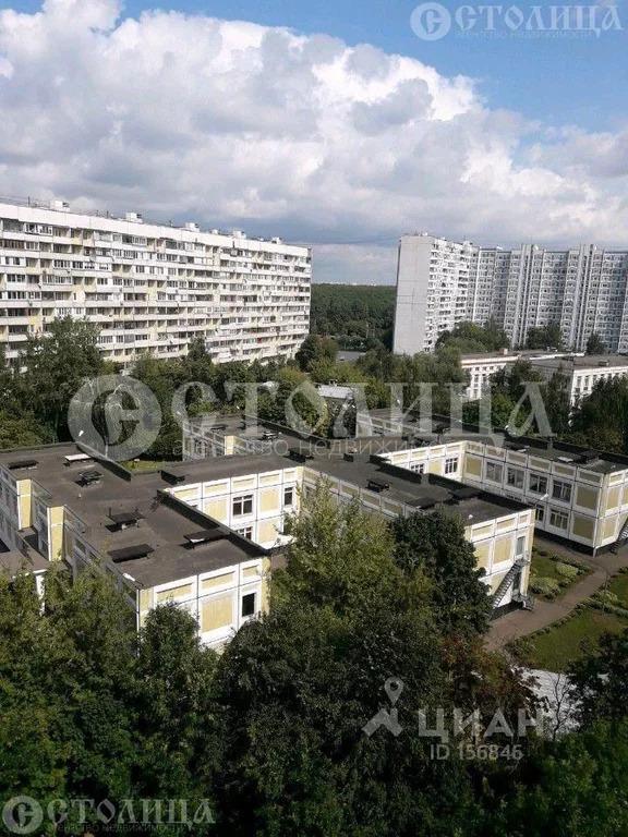 1-к кв. Москва Загорьевская ул, 3к1 (32.0 м) - Фото 1
