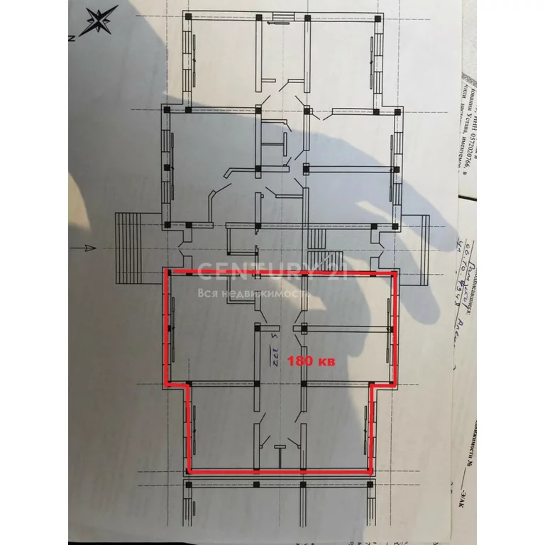 Аренда помещения под коммерцию по пр-ту Шамиля 52, 180 м2 - Фото 2